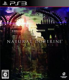 Jaquette de Natural Doctrine PlayStation 3