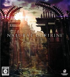 Jaquette de Natural Doctrine PS Vita