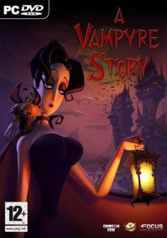 Jaquette de A Vampyre Story PC