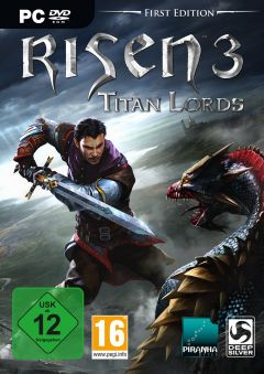 Jaquette de Risen 3 : Titan Lords PC