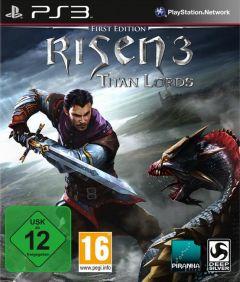Jaquette de Risen 3 : Titan Lords PlayStation 3