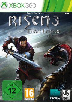 Jaquette de Risen 3 : Titan Lords Xbox 360