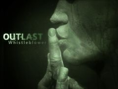 Jaquette de Outlast : Whistleblower PS4