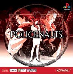 Jaquette de Policenauts PlayStation