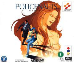 Jaquette de Policenauts 3DO