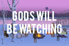 Jaquette de Gods Will Be Watching iPhone, iPod Touch