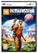 Jaquette de Outcast : Second Contact PC