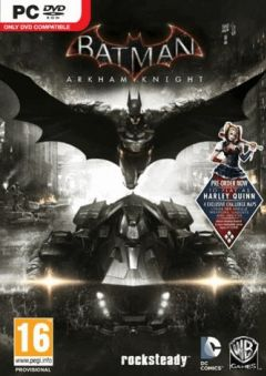 Jaquette de Batman : Arkham Knight PC