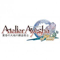 Jaquette de Atelier Ayesha Plus PS Vita