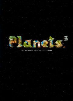 Jaquette de Planets³ PC