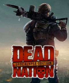 Jaquette de Dead Nation : Apocalypse Edition PS4