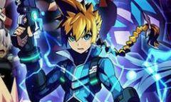 Jaquette de Gunvolt Nintendo 3DS