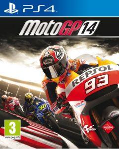 Jaquette de MotoGP 14 PS4