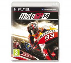 Jaquette de MotoGP 14 PlayStation 3