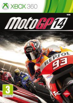 Jaquette de MotoGP 14 Xbox 360