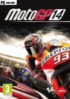 Jaquette de MotoGP 14 PC