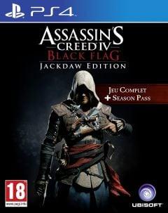 Assassin's Creed IV : Black Flag Jackdaw Edition (PS4)