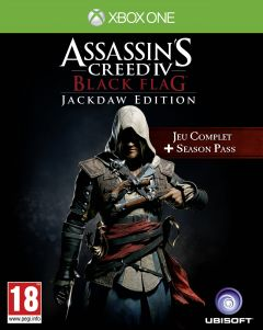 Jaquette de Assassin's Creed IV : Black Flag Jackdaw Edition Xbox One