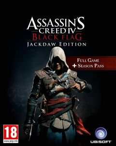 Jaquette de Assassin's Creed IV : Black Flag Jackdaw Edition PC