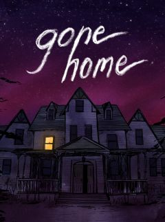 Jaquette de Gone Home Non annonc�