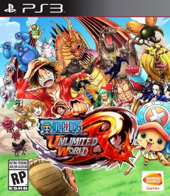 One Piece : Unlimited World Red (PS3)