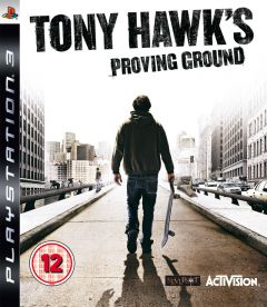 Jaquette de Tony Hawk's Proving Ground PlayStation 3