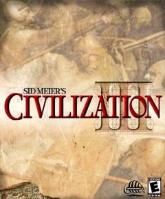 Jaquette de Sid Meier's Civilization III PC