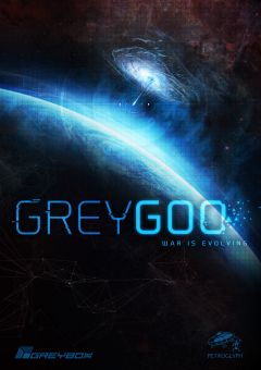 Jaquette de Grey Goo PC
