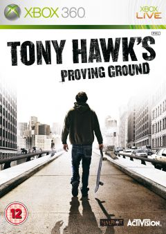 Jaquette de Tony Hawk's Proving Ground Xbox 360
