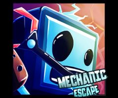 Jaquette de Mechanic Escape PC