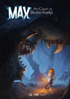 Jaquette de Max : The Curse of Brotherhood PC