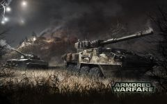 Jaquette de Armored Warfare PC