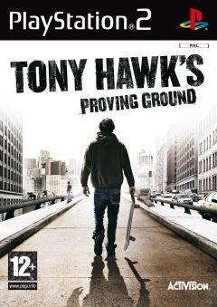 Jaquette de Tony Hawk's Proving Ground PlayStation 2