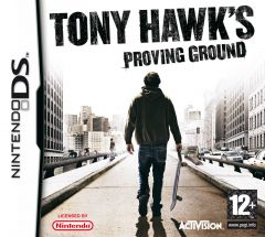 Jaquette de Tony Hawk's Proving Ground DS