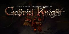 Jaquette de Gabriel Knight : Sins of the Fathers - 20th Anniversary Edition Mac