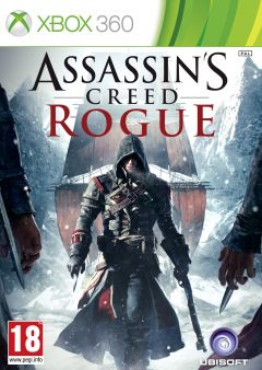 Jaquette de Assassin's Creed : Rogue Xbox 360