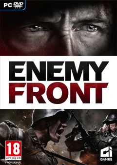 Jaquette de Enemy Front PC