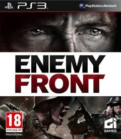 Jaquette de Enemy Front PlayStation 3