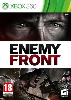 Jaquette de Enemy Front Xbox 360