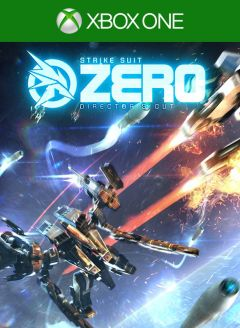 Jaquette de Strike Suit Zero : Director's Cut Xbox One