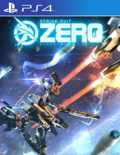 Jaquette de Strike Suit Zero : Director's Cut PS4