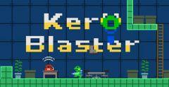 Jaquette de Kero Blaster PC