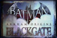 Jaquette de Batman : Arkham Origins Blackgate - Deluxe Edition Wii U
