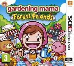 Jaquette de Gardening Mama : Forest Friends Nintendo 3DS