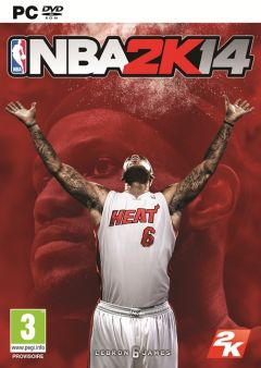 Jaquette de NBA 2K14 PC