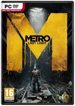 Jaquette de Metro : Last Light - Édition Complète PC