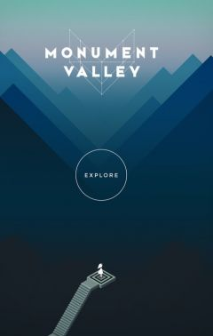 Jaquette de Monument Valley iPhone, iPod Touch