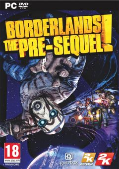 Jaquette de Borderlands : The Pre-Sequel ! PC