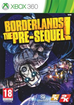 Jaquette de Borderlands : The Pre-Sequel ! Xbox 360