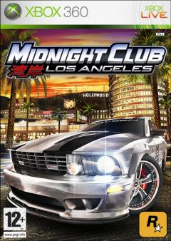 Jaquette de Midnight Club : Los Angeles Xbox 360